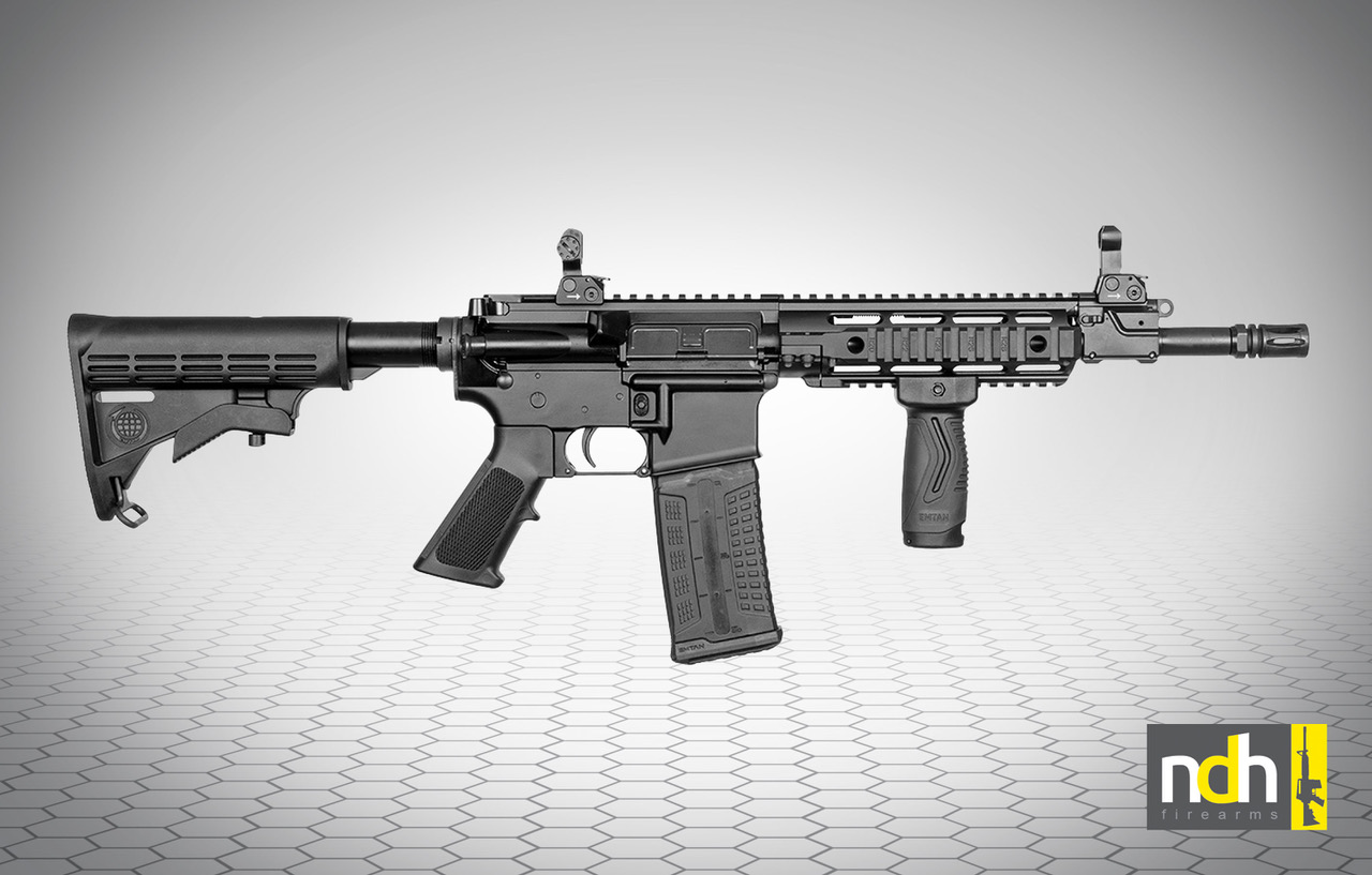 EMTAN MZ 300 BLK SELECT FIRE 11.5